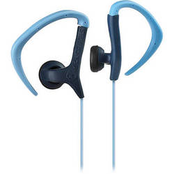 Skullcandy Chops Sport Earbuds (Navy and Light Blue)