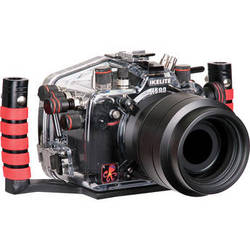 Ikelite Underwater Housing with TTL Circuitry for Nikon D800 or D800E