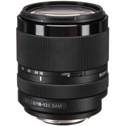 Sony DT 18-135mm f/3.5-5.6 SAM Lens