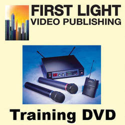 First Light Video CD Rom: Wireless Microphones In The Theater