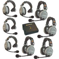 Eartec COMSTAR XT 8-User Full Duplex Wireless Intercom System