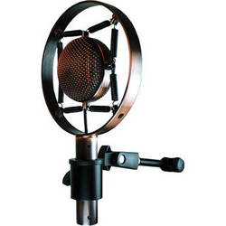 Cascade Microphones Knuckle Head Short Ribbon Microphone with Distressed Antique Copper Finish (Stock Transformer)