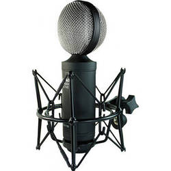 Cascade Microphones FAT HEAD II Active/Passive Ribbon Microphone (Black)