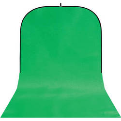 Botero #026 Super Collapsible Background - 8x16' - Chroma-Key Green