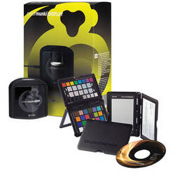 X-Rite ColorMunki Display and ColorChecker Passport Bundle