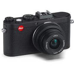 Leica X2 Digital Compact Camera With Elmarit 24mm f/2.8 ASPH Lens (Black)