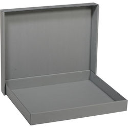 """Archival Methods Archival Corrugated Drop Side Box (20.5 x 24.5"""")"""