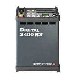 Elinchrom Digital 2400 RX Power Pack (115 VAC)