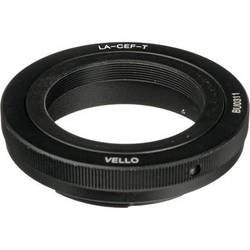 Vello Lens Mount Adapter - T Mount Lens to Canon EOS Camera