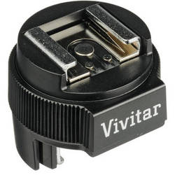 Vivitar F3 Flash Adapter