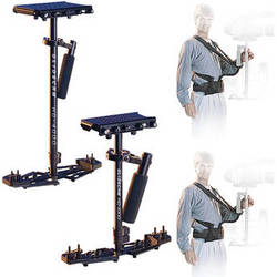 Glidecam HD4000 & HD1000 Stabilizer Systems and Two Body-Pod Supports Kit