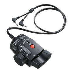 Libec Remote Zoom and Focus Control for Select LANC and Panasonic Cameras