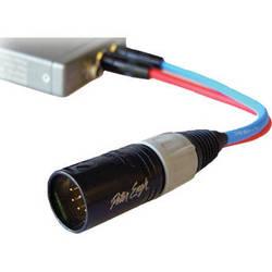 """Peter Engh RF-2R/SR /DUAL TA 3F to XL R 7-Pin Male Cable System for Lectrosonics SR Receiver (8"""")"""