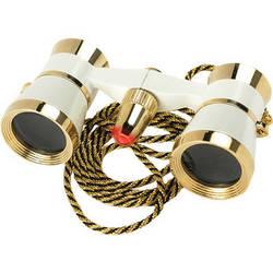 Barska 3x25 Blueline Opera Glasses with Necklace