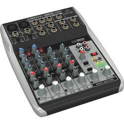 Behringer Xenyx Q802USB Premium 8-Input 2-Bus Mixer