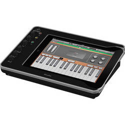 Behringer iStudio iS202 Professional iPad Docking Station with Audio, Video, and MIDI Connectivity