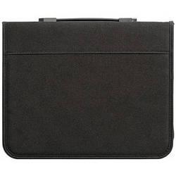 "Start by Prat 3 Fabric Presentation Case (14 x 17"", 10 Sheets, Black)"