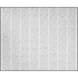"Rosco RoscoSleeve T5 x 60""(#3064 Silent 1/4 Grid Cloth)"