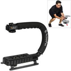 Vello ActionPan Professional Grade Stabilizing Action Grip/Handle (Black)