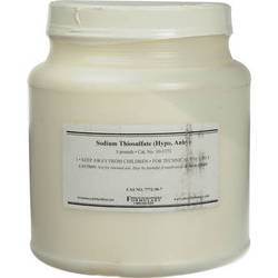 Photographers' Formulary Sodium Thiosulfate, Anhydrous - 5 Lbs.