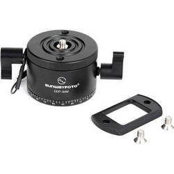 Sunwayfoto DDP-64MX Indexing Rotator for Panoramas