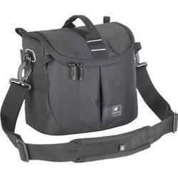 Kata Lite-441 DL Shoulder Bag for a DSLR with Zoom Lens or Camcorder (Black)