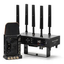 Transvideo TitanHD Transmitter and Receiver Pack (V-mount Battery Compatible)