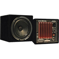 Avantone Pro Active MixCube Powered Full-Range Mini Reference Monitors (Black) - Single