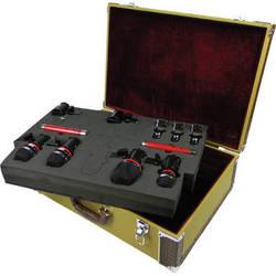 Avantone Pro CDMK6 6-Mic Drum Microphone Kit