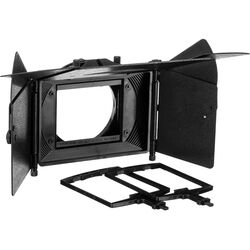 """Cavision 3x3"""" Matte Box with Top and Side Flags"""