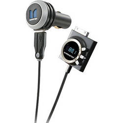 Monster Cable iCarPlay Portable 1000 FM Transmitter for iPhone and iPod