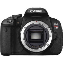 Canon EOS Rebel T4i Digital Camera (Body Only)