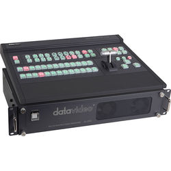 Datavideo SE-2800 Video Switcher with up to 8 SDI, HDMI, or CV Inputs
