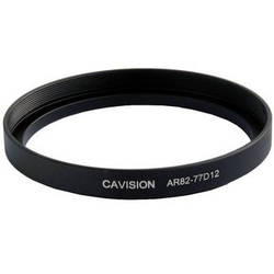 Cavision 77 to 82mm Step-Up Ring