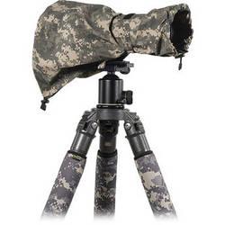 LensCoat RainCoat RS (Rain Sleeve) (Medium, Digital Camo)