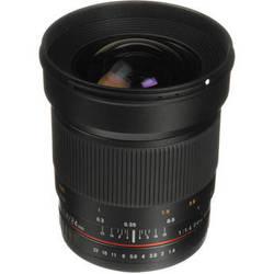 Samyang 24mm f/1.4 ED AS UMC Wide-Angle Lens for Sony Alpha