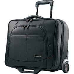 "Samsonite Xenon 2 Mobile Office Rolling Case with 13-15.6"" Laptop Pocket (Black)"