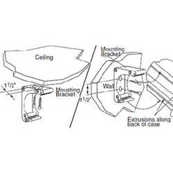 Draper Salara Mounting Bracket - Replacement