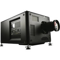 Barco HDX-W14 Projector w/ TLD+ Ultra 1.25-1.6 Lens / Touring Kit