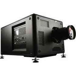 Barco HDX-W18 Projector w/ TLD+ (2.8-4.5:1) Lens & Touring Kit