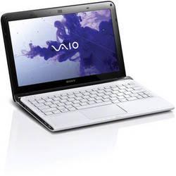 "Sony VAIO SVE11113FX/W 11.6"" Notebook Computer (White)"
