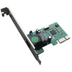 Hiro 10/100/1000 Internal PCI Express Card