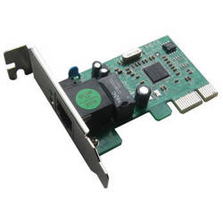Hiro 10/100/1000 Low Profile Internal PCI Express Card