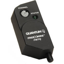 Quantum FreeXwire 7Q Compact Wireless Digital TTL Receiver