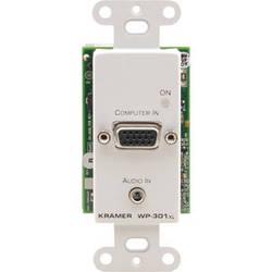 Kramer WP-301xl Active Wall Plate Transmitter
