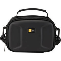 Case Logic MSEC-4 Compact Camcorder Case (Black)