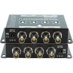 Shinybow SB-2811 4 x 4 Composite Video Booster (BNC)