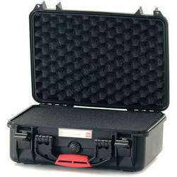 HPRC 2400F HPRC Hard Case with Cubed Foam Interior (Black)