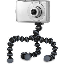 Joby Gorillapod Original Flexible Mini-Tripod (Black/Charcoal)