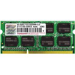 Transcend 8 GB DDR3 1600 SO-DIMM Memory Module